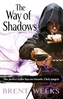 Cover of The Way of Shadows by Brent Weeks