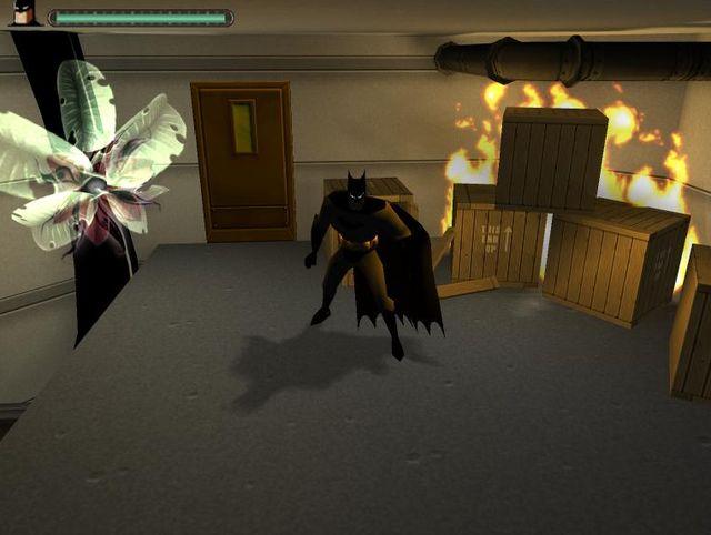 Pada suatu malam di Goth City Batman mendapat panggilan peringatan ...