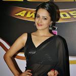 Anita   Latest Hot Photos in Black Saree