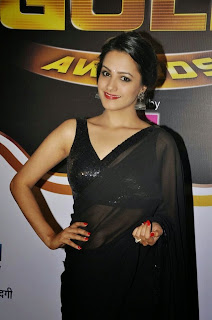 Anita – Latest Hot Photos in Black Saree