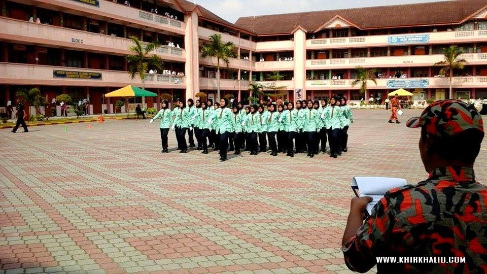 Pertandingan Kawad Kaki Badan Beruniform Sekolah Rendah Peringkat Negeri Selangor