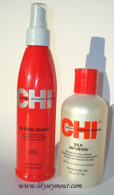 CHI Silk Infusion Products