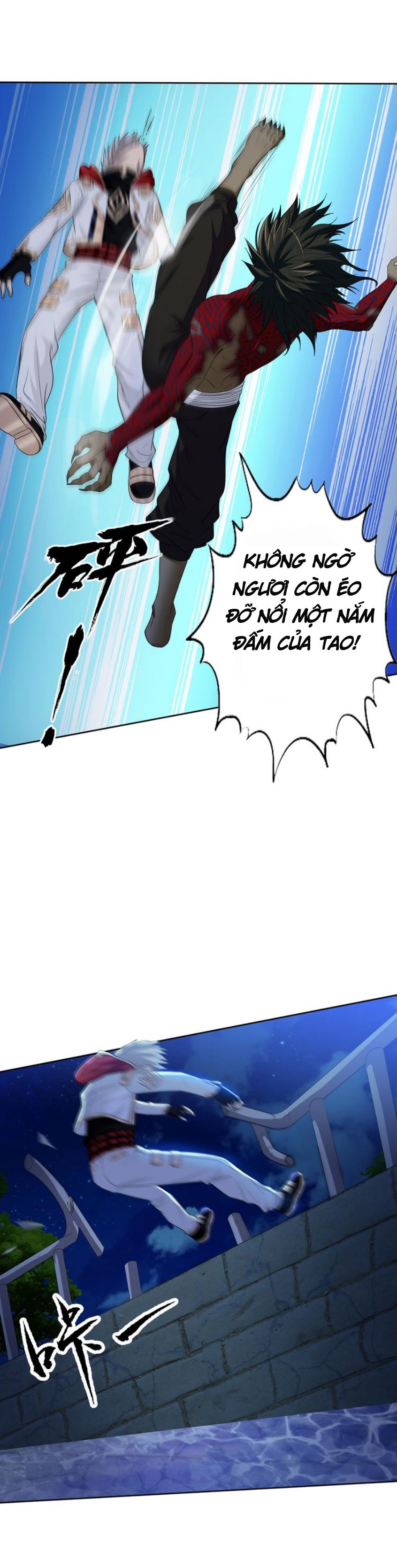 Thôn Phệ Lĩnh Vực chap 12 - Trang 13