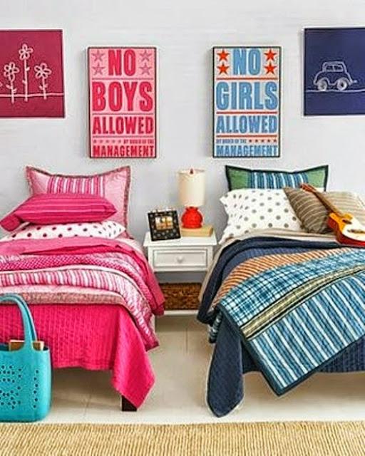 5120 غرف نوم اطفال فردية و زوجية للتوائم تصاميم سراير و حوائط و الوان غرف نوم للاطفال مودرن