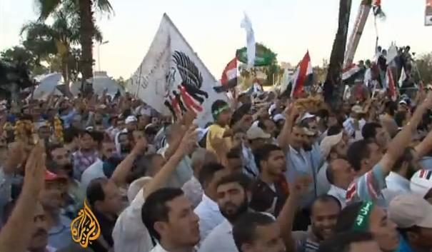Mesir Kembali Bergolak