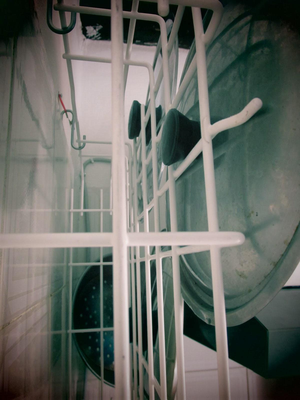 Lalize cestello lavastoviglie 2 - Porta coperchi da muro ...