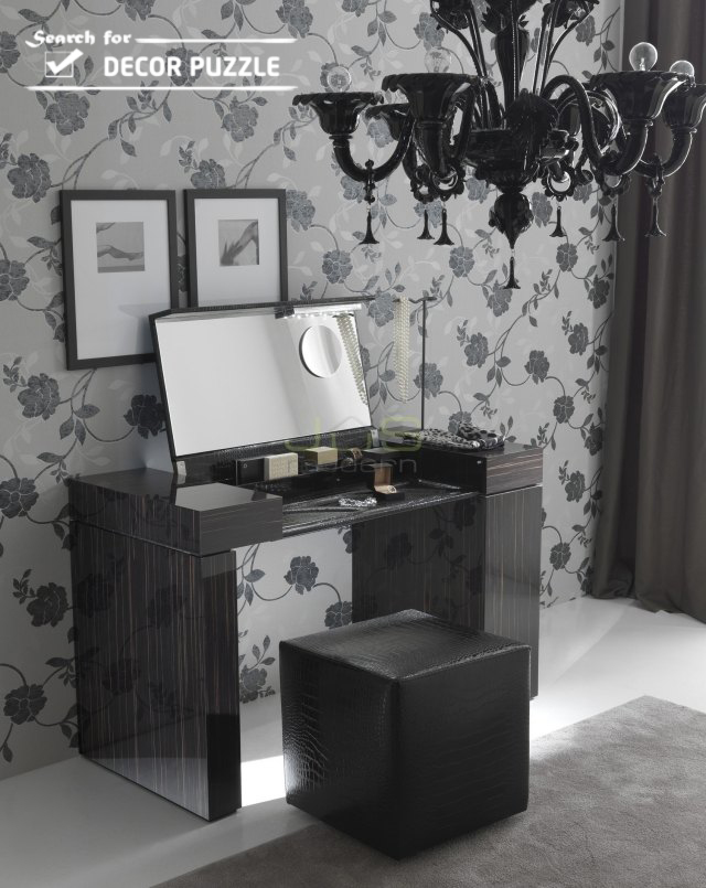 25 dressing table ideas to transform your bedroom for Bed dressing ideas