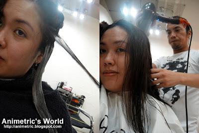 Akira Yuko Hair Rebonding