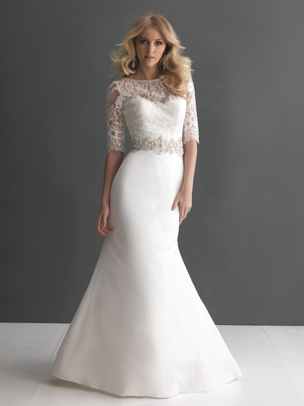 DressyBridal Allure Wedding Dresses Fall 2013 Collection