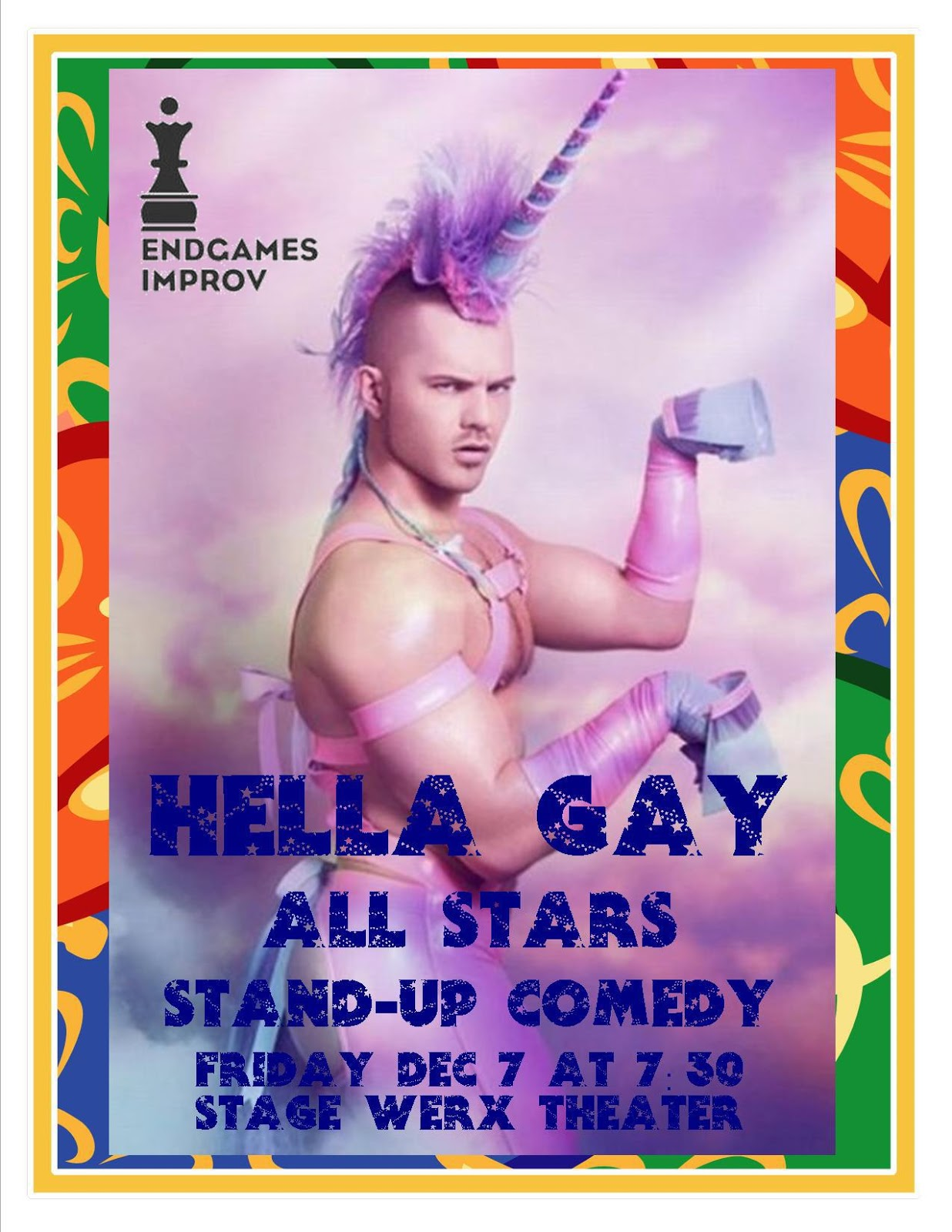 from Turner gay comedy shows