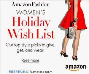 Shop Amazon, support the blog!