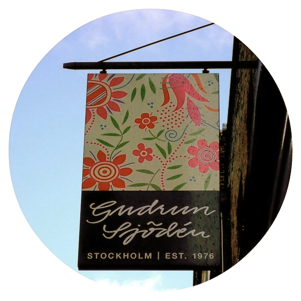 Gudrun Sjödén London store