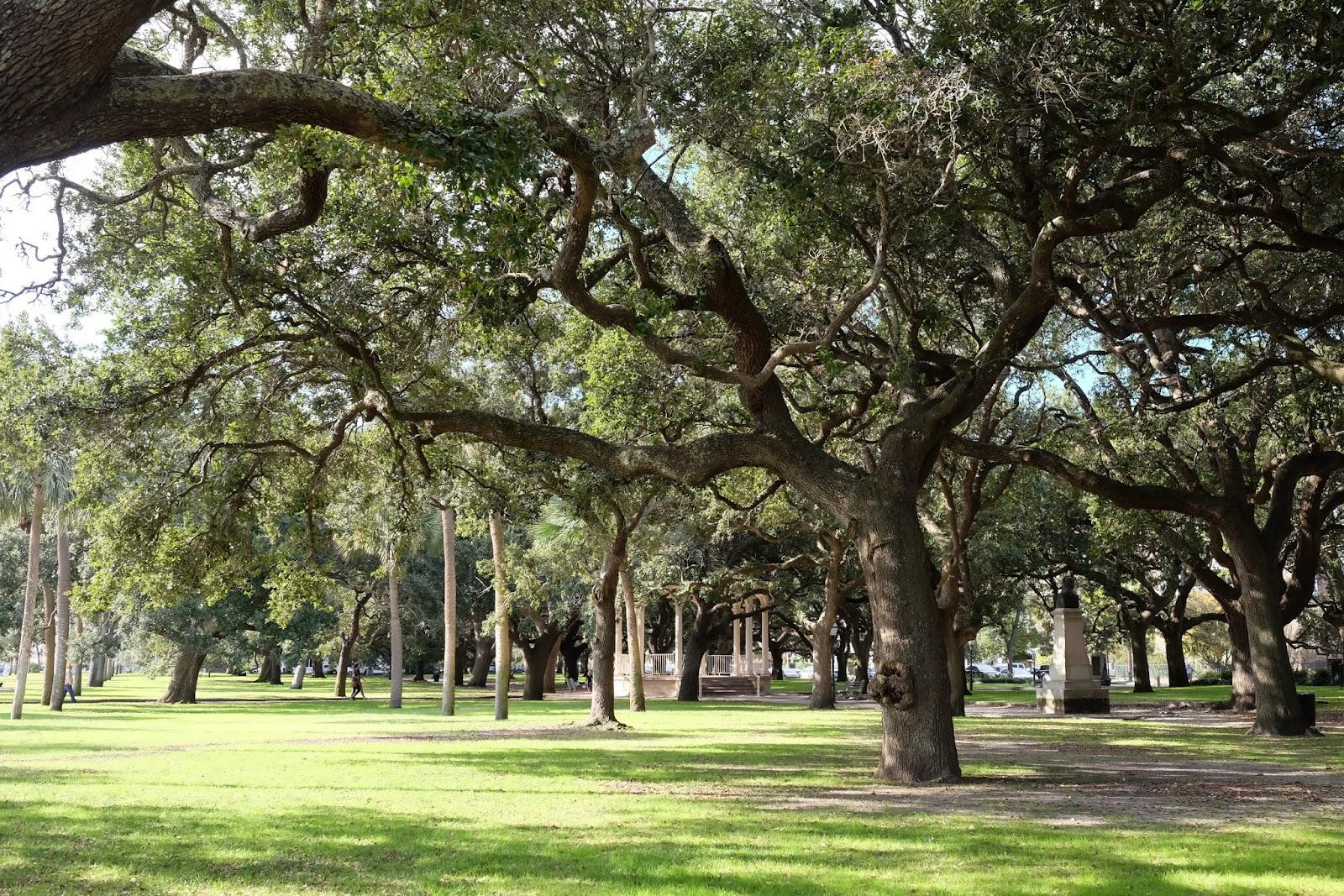 Daughter Lao Ye: Travel: Charleston Historic District