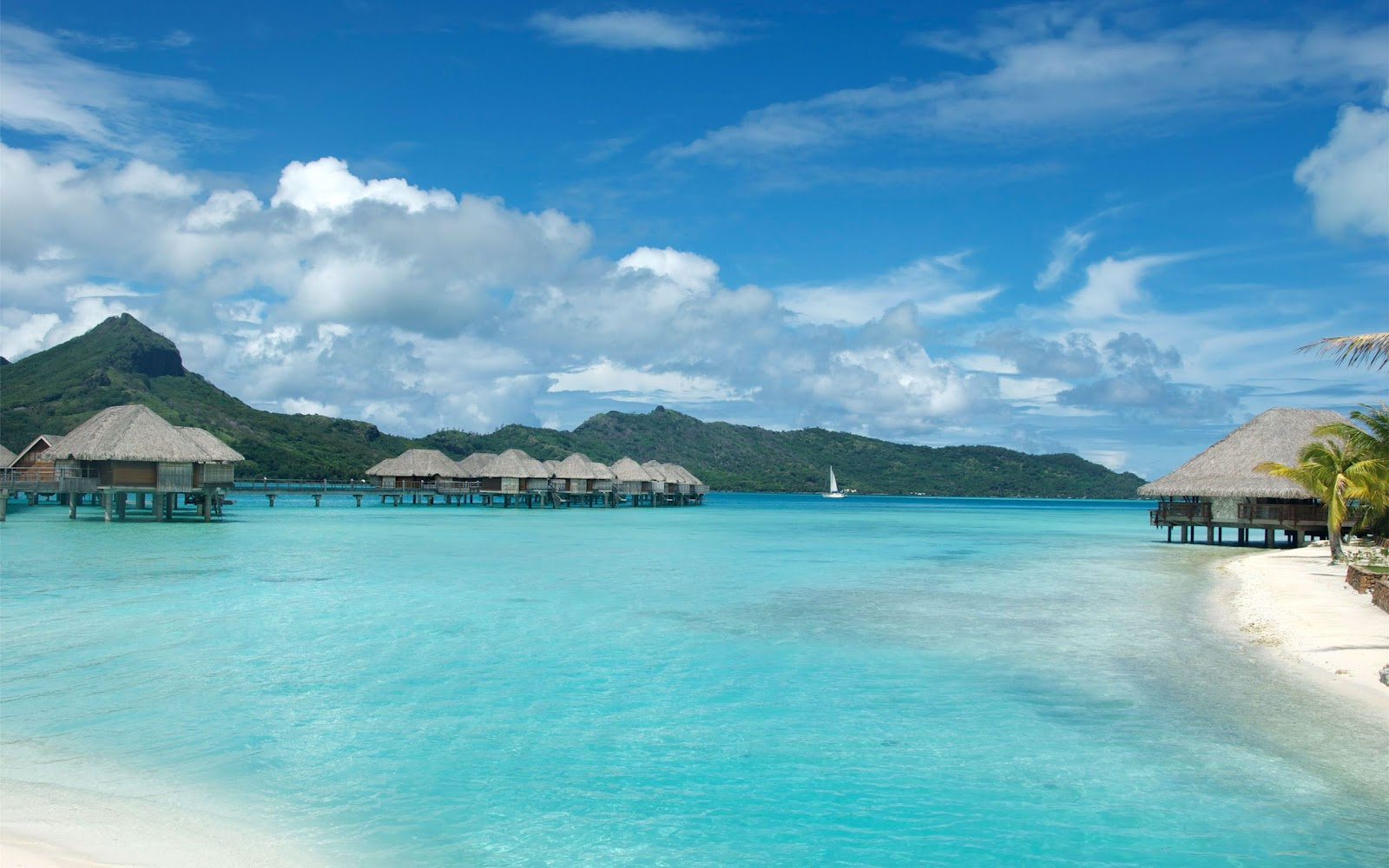 Bora Bora Island HD Wallpapers ~ HD Wallpapers