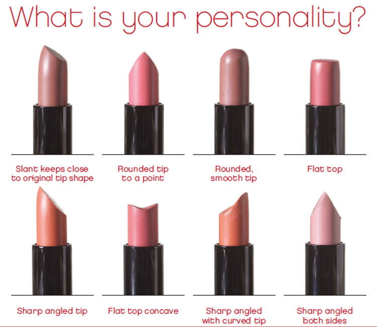 What Your Lipstick Tip Shape Says About You recommend