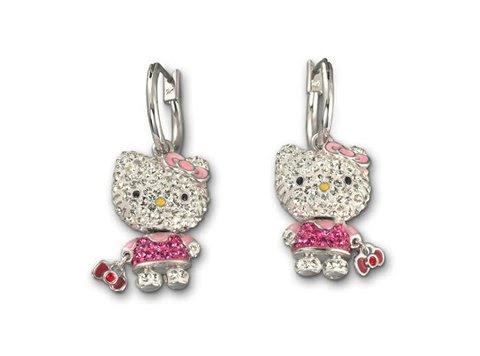 Hello Kitty e Swarovski