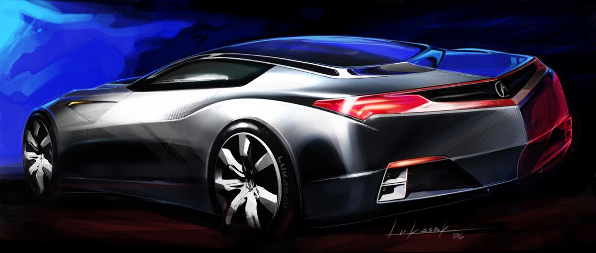 Acura AdvSportsCar Concept