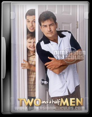 Two And a Half Men (Temporadas 1 a 8 HDTV Inglés Sbittulada)