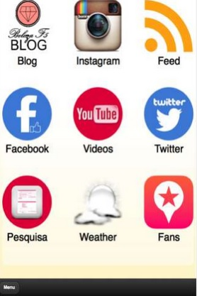 App do Beleza F5