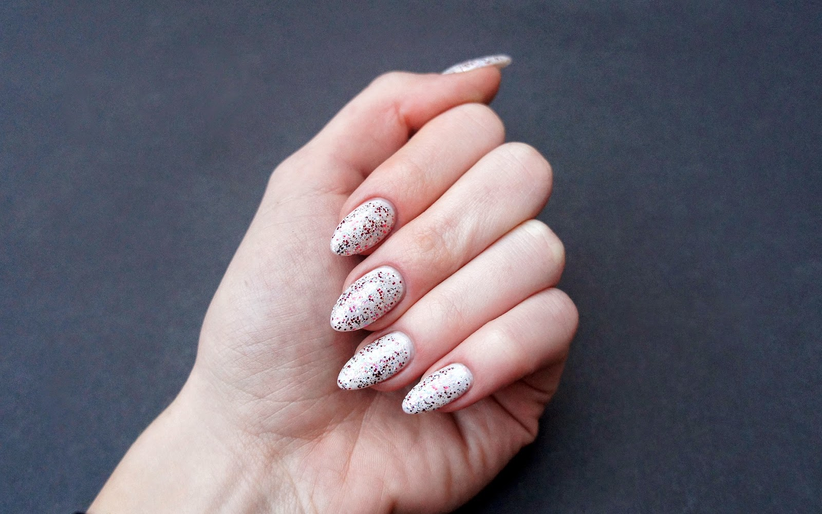 glitter varnish