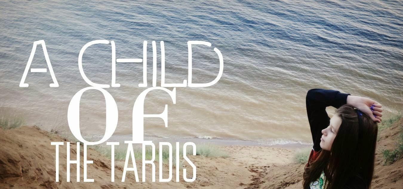 А CHILD of THE TARDIS