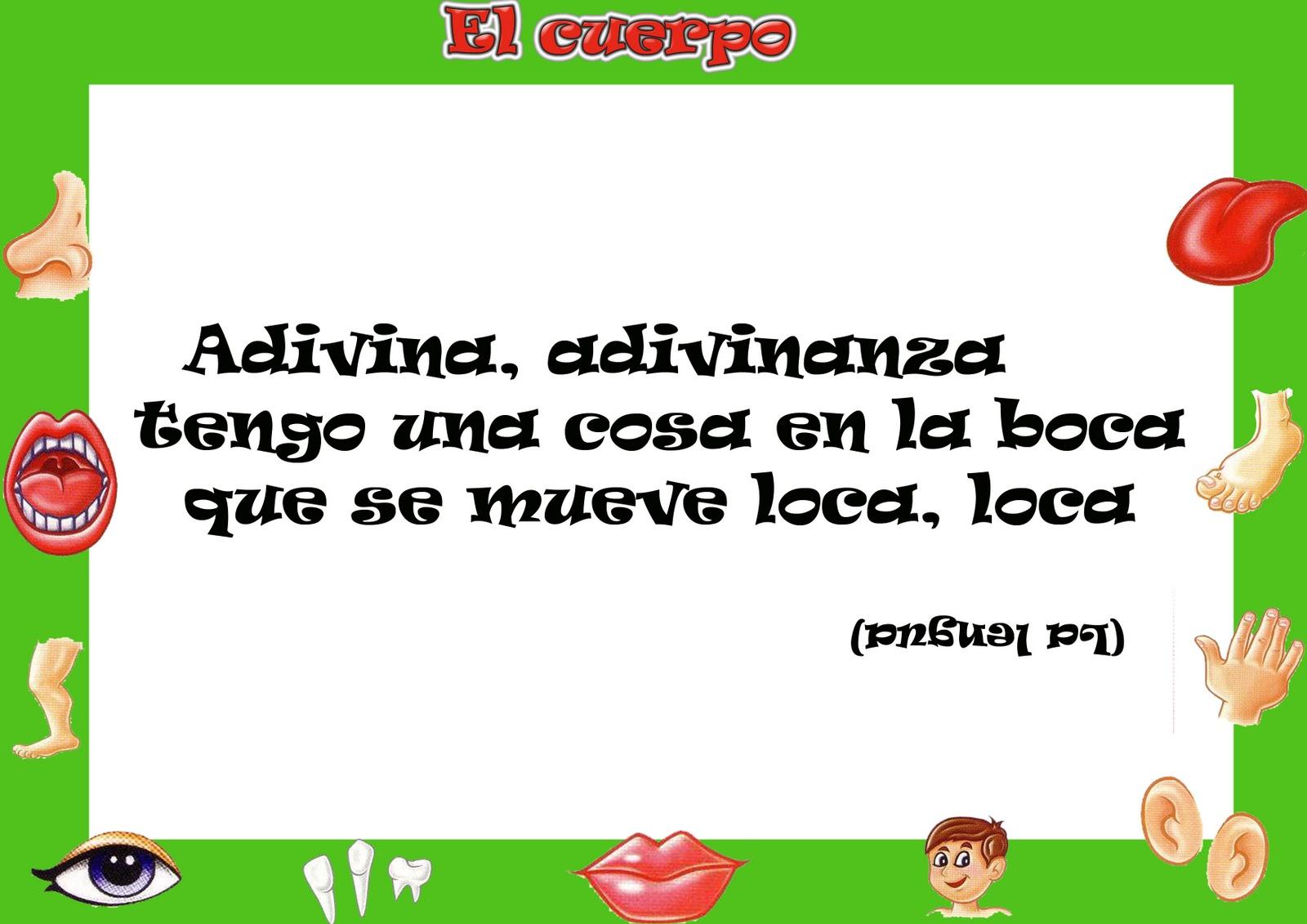 espanol com lengua:
