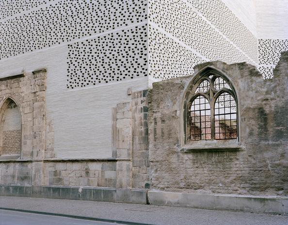 MY ARCHITECTURAL MOLESKINE®: PETER ZUMTHOR: KOLUMBA MUSEUM ...