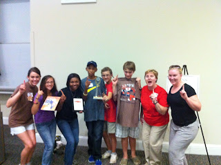 Montgomery Catholic Math Team takes 1st Place at AMP'ed 2