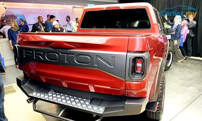Model Kereta Baru Proton 2016 - BinMuhammad