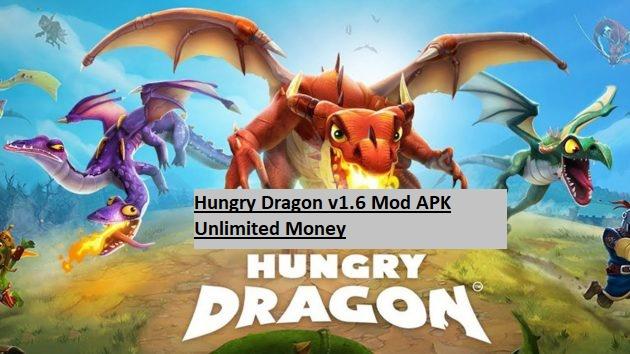 Hungry Dragon v1.6 Mod APK Unlimited Money