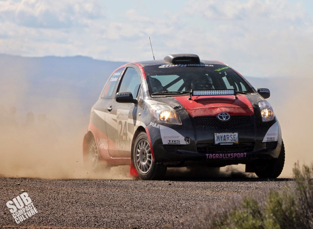 Tag Rally Sport Yaris