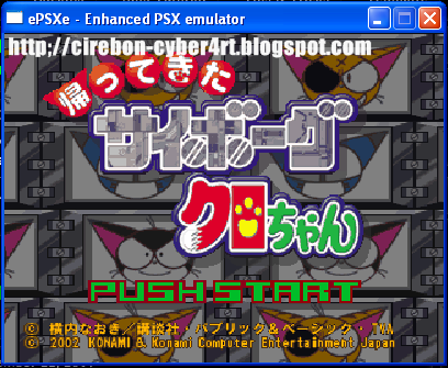 Free Download Game Cyborg Kurochan (PS1) ISO