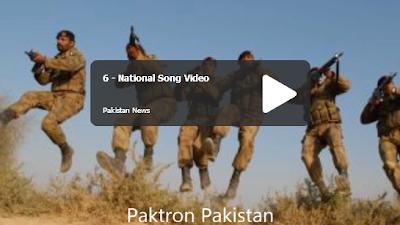 Pak Army Jawans in Action