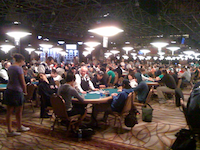 Event No. 40, 2011 WSOP (Day 1)