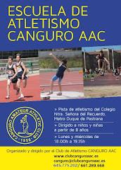 Escuela de Atletismo Club Canguro AAC 2017/18