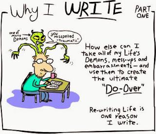 Mengapa Menulis, Sang Pena