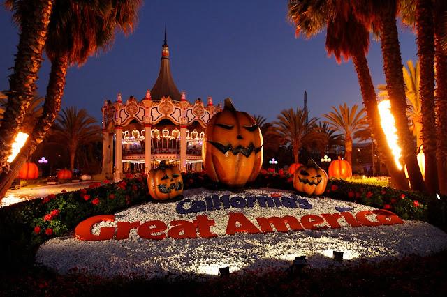 Great America Halloween Haunt