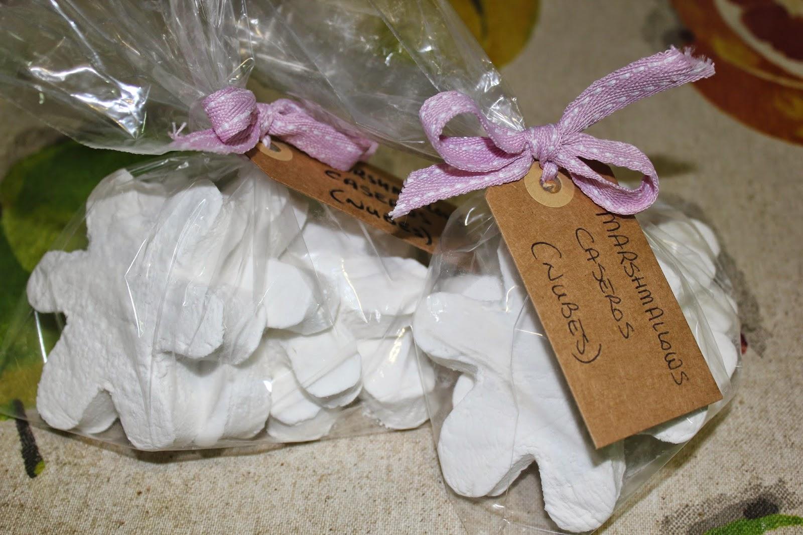 Como Hacer Nubes (marshmallows) Caseros