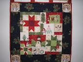 Kerstquilt