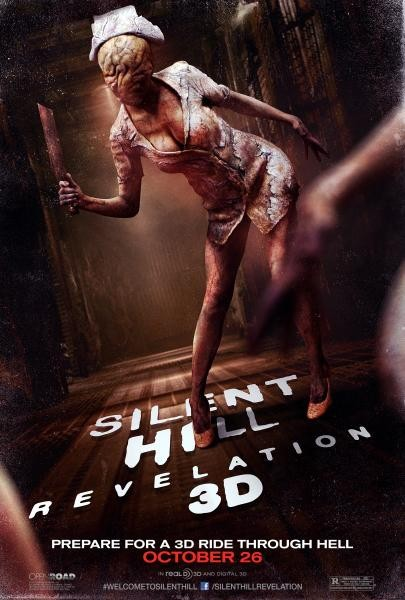 Silent Hill, Movie Poster