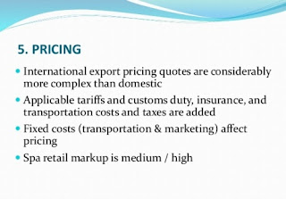 export import quotes pictures international export pricing
