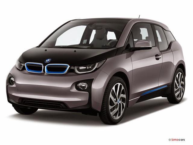 Hybrid Luxury-Generally priced above $30,000 #2 2014 BMW i3