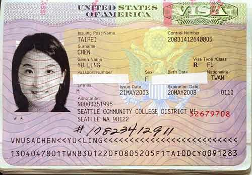 F Category Visa Types of US Visas - A ...