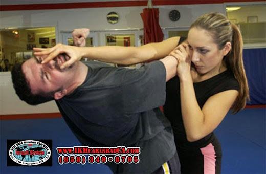 women self defense classes in carlsbad