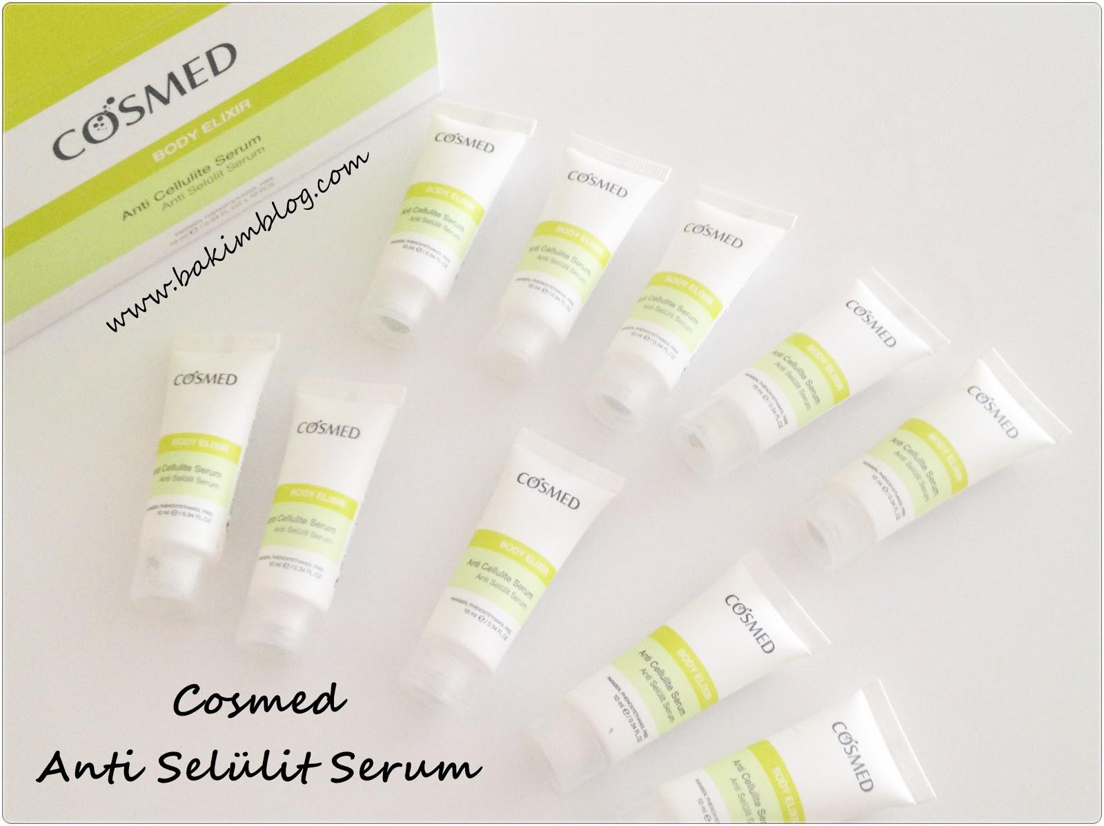 cosmed anti selülit serum