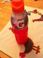 my almost-free gatorade