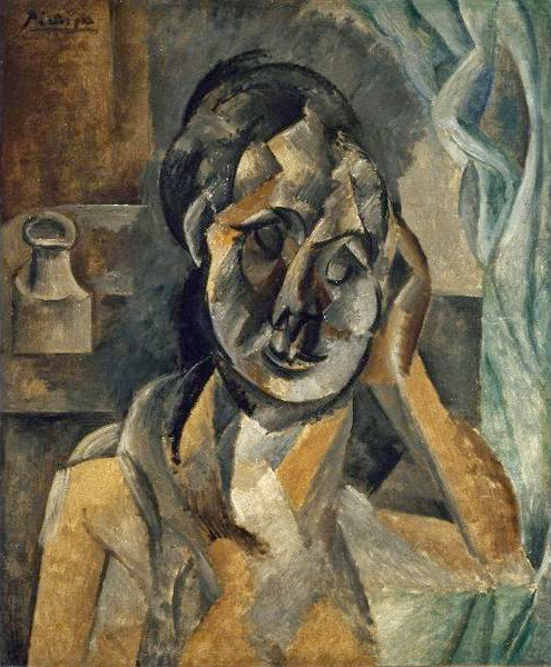 a description of picassos development towards cubism 1picasso's cubism pablo picasso was a description: picasso cubism how art can contribute towards the development of self-consciousness which.