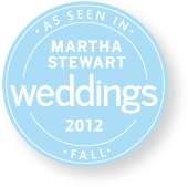 Martha Stewart Weddings Fall 2012