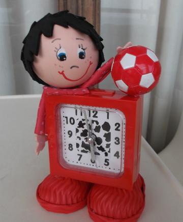 Fofu reloj
