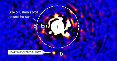 Hipernovas: Astrônomos Divulgam Imagem do Menor e Mais Frio Exoplaneta Já Fotografado [Artigo]